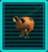 Dwarf Orange Bulborb Icon