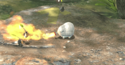 Fiery Blowhog Image