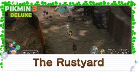 The Rustyard Platinum Medal Walkthrough