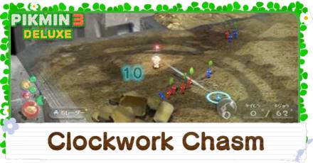 Clockwork Chasm Platinum Medal Walkthrough