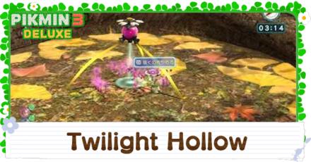 Twilight Hollow Platinum Medal Walkthrough