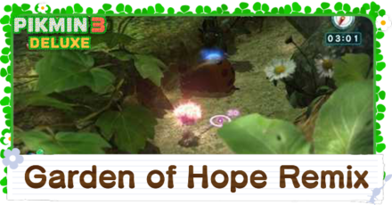 Garden of Hope Remix Platinum Medal Walkthrough