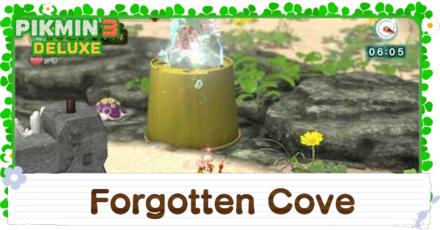 Forgotten Cove Platinum Medal Walkthrough