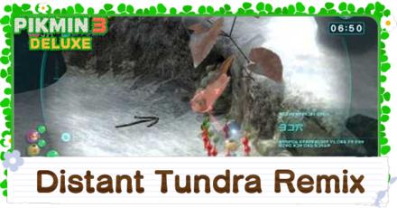 Distant Tundra Remix Platinum Medal Walkthrough