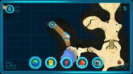 Metal Suit Z Map Location