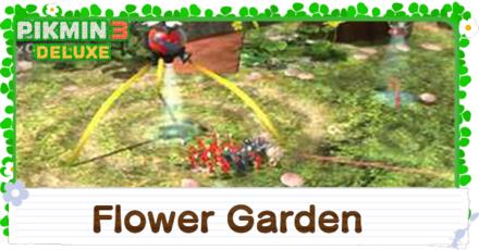 Flower Garden Platinum Medal Walkthrough