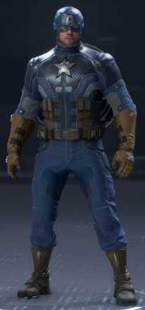 Captain America Valiant Honor