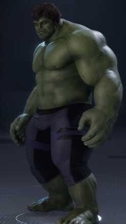 Hulk Athletic