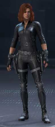 Black Widow Infiltrator