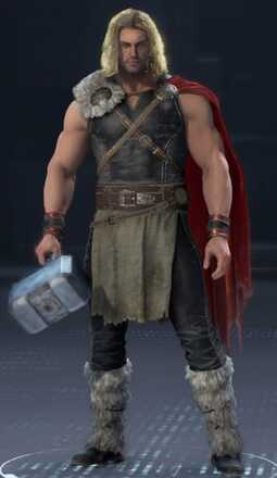 Thor Young Thor