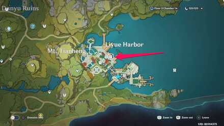A Quiet Day in Liyue harbor How to unlock.jpg