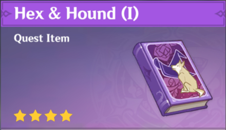 How to Get Hex and Hound (I) and Effects