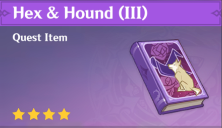 How to Get Hex and Hound (III) and Effects