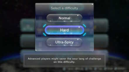 Hard Difficulty