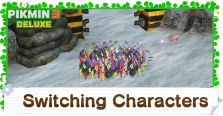 How to Switch Characters