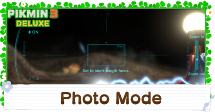 Photo Mode Guide: How to Take Pictures
