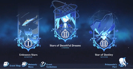 Unreconciled Stars Banner