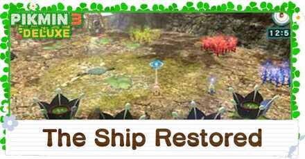 The Ship Restored Walkthrough