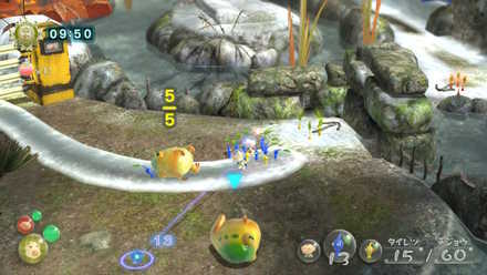 Use the Yellow Wollywogs to get more Yellow Pikmin.jpg