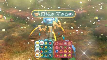 Bingo Battle Team Win