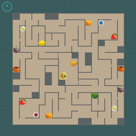 Jigsaw Colloseum Layout 1