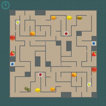 Jigsaw Colloseum Layout 2