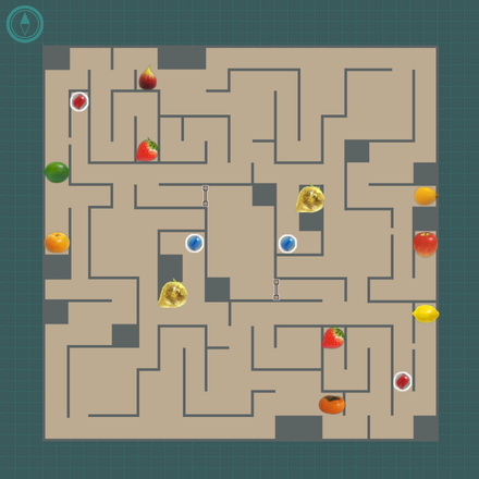 Jigsaw Colloseum Layout 3