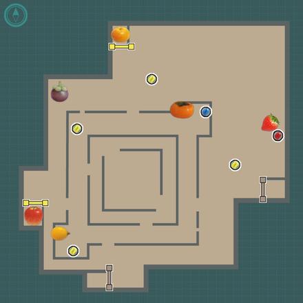 Jigsaw Fortress Layout 1
