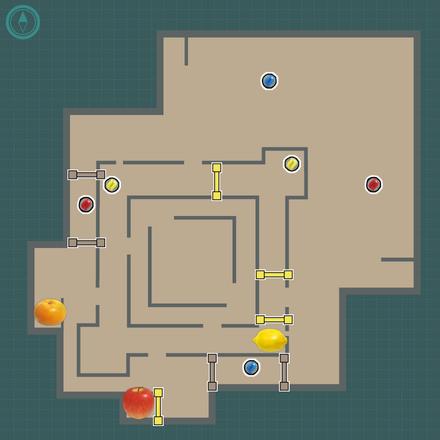 Jigsaw Fortress Layout 2