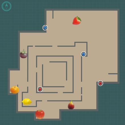 Jigsaw Fortress Layout 3
