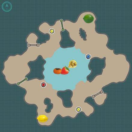 Buried Pond Layout 2