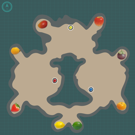 Twisted Cavern Layout 1