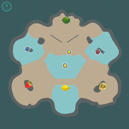 Stagnant Sea Layout 2