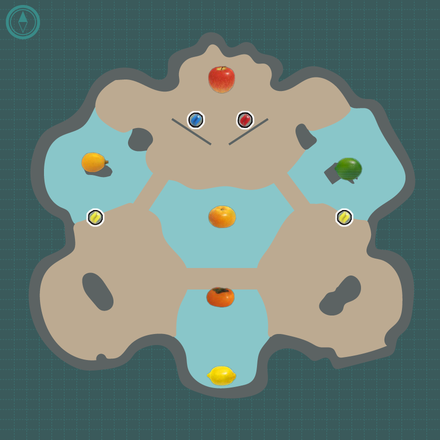 Stagnant Sea Layout 1
