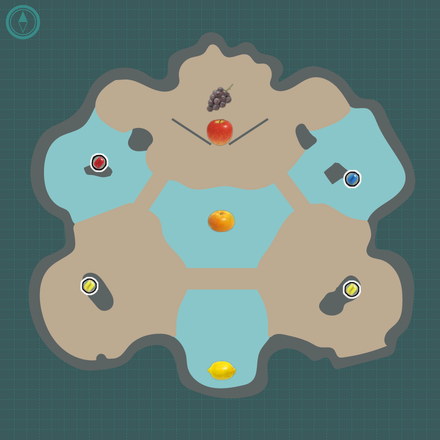 Stagnant Sea Layout 3
