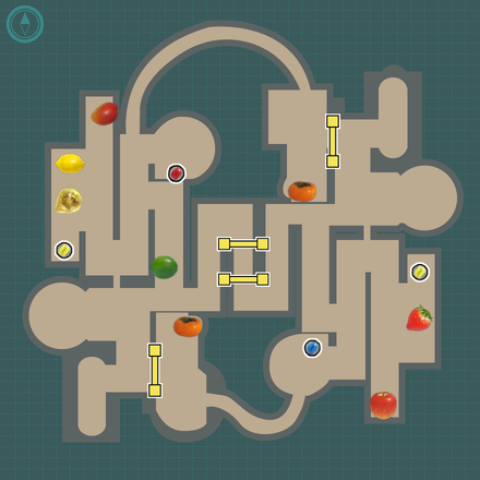 Rusted Labyrinth Layout 2
