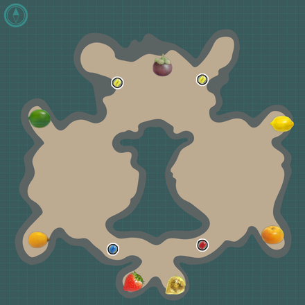 Twisted Cavern Layout 2