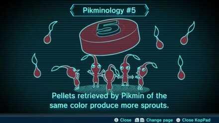 Pikminology #5 Image