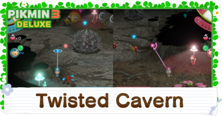 Twisted Cavern Banner Image