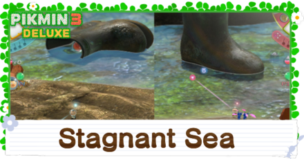 Stagnant Sea Banner Image