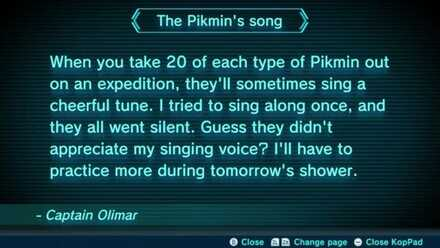The Pikmin