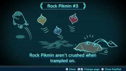 Rock Pikmin #3 Image