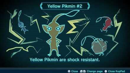 Yellow Pikmin #2 Image