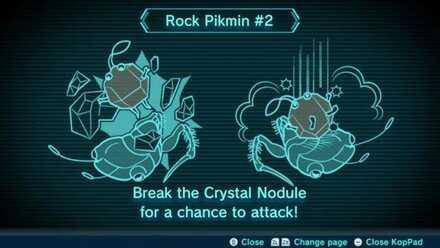 Rock Pikmin #2 Image