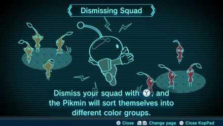Dismissing Squad Image