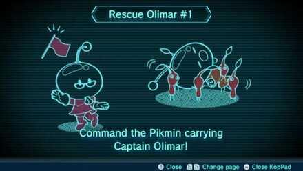 Rescue Olimar #1 Image
