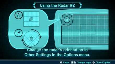 Using the Radar #2 Image