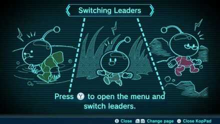 Switching Leaders Image