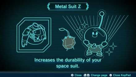 Metal Suit Z Image