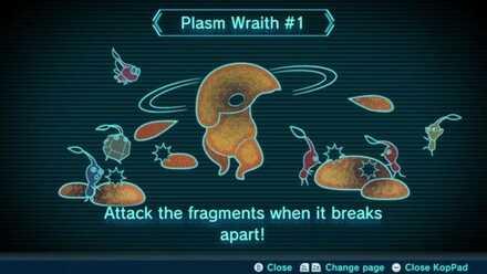 Plasm Wraith #1 Image